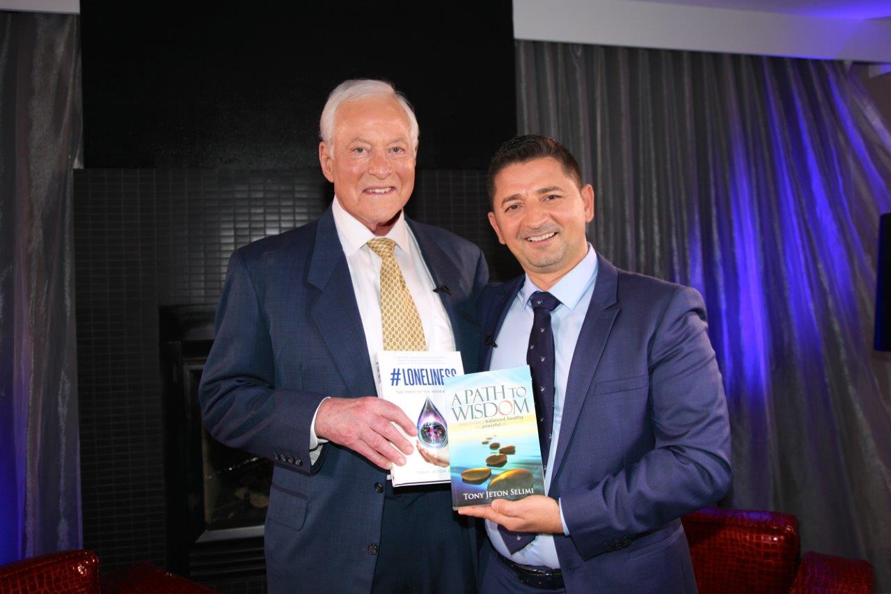 Brian Tracy with Tony Jeton Selimi #Loneliness
