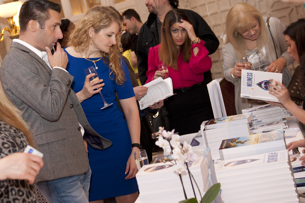 Tony J Selimi loneliness Book Launch