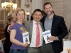 Tony J Selimi loneliness Book Launch Nick and Jo